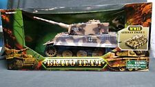 Forces of Valor - Bravo Team German Tiger Tank - 1/18 Scale