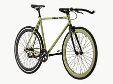 Steel Frame single speed/Fixied gear bike, 2016 Unique model, Hi spec.