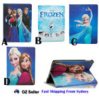 Frozen Anna Elsa Smart Leather Cover Case For iPad Mini 1 Mini 2 Mini 3