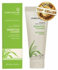 Living Nature Sensitive Reinigungslotion Sensitive Cleanser 100ml