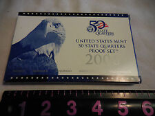 2006 US Mint 50 State Quarters Coin Proof Set Brand new in box