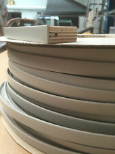 18MM  T TRIM LIGHT GREY FURNITURE KNOCK ON EDGING 10 METRE ROLL VW CAMPERVAN