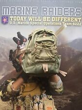 Soldier Story MARINE RAIDERS U.S. MSOT 8222 Assault Back Pack loose 1/6th scale