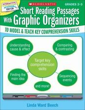 Interactive Whiteboard Activities: Short Reading Passages With Graphic Organizer