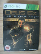 Deus Ex: Human Revolution - Augmented Edition For Xbox 360 Brand New And Sealed
