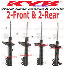 4-KYB Excel-G® Struts ( 2-Front & 2-Rear) for RX300 All Wheel Drive 99-03