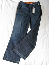 Replay Damen Blue Jeans Schlag Denim W25/L34 normal waist regular fit flare leg