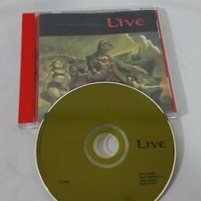 Throwing Copper Live CD Apr-1994 Radioactive Records Indie Alternative Rock