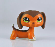 Pet Dachshund #675 Dog Collection Child Girl Boy Figure Littlest Toy Loose LP875