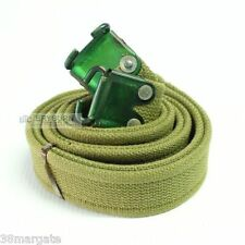 Australian Army Khaki/Green Web SMLE 303 Long Rifle Sling - Unissued (not repro)