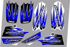 Yamaha banshee full graphics kit 2011