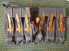 Repro WW2 German Luftwaffe MP44 pouches