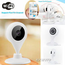 HD 720P Wireless WIFI IP Camera Indoor Network Security Tilt Night Vision Cam