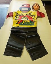 Vintage 1978 Shaun Cassidy Joe Hardy Child's Costume and Mask Collegeville Small