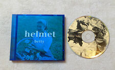 "CD AUDIO DISQUE INT/ HELMET ""BETTY"" CD ALBUM EDITION LIMITÉE BLEU 1994 19T RARE"