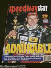 SPEEDWAY STAR - LEIGH ADAMS - JULY 19 2003