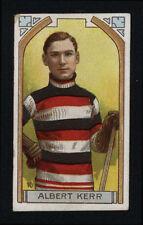 1911-12 C55 IMPERIAL TOBACCO ~ #10 ~ ALBERT KERR ~ OTTAWA