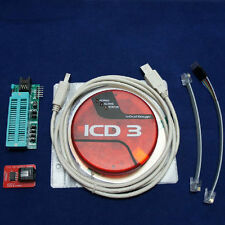 MPLAB ICD 3 In-Circuit Emulator/Hardware Debugger/Programmer Fr PIC MCU w/ Cable