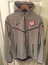 Nike 21st C Olympic Windrunner V Jacket 2012 London USA 3M Reflective Podium M