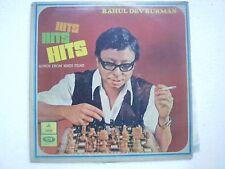 HIT HITS SONGS FROM HINDI FILMS R D BURMAN 1973 RARE LP RECORD bollywood VG+