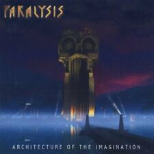 Paralysis - Architecture of the Imagination / CD / NEU+OVP-SEALED!