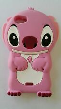 IT- PHONECASEONLINE SILICONE COVER STITCH PINK PARA WIKO RAINBOW JAM