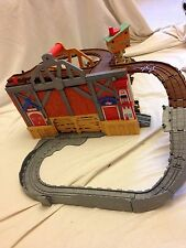 Thomas The Train Misty Island Rescue Take N Play Set GUC