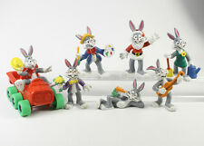 Looney Tunes Bugs Bunny === 7 x Figuren Bully 1983