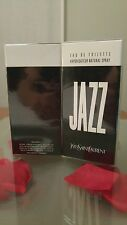 YSL YVES SAINT LAURENT JAZZ EDT 50 ml SPRAY. SANOFI.