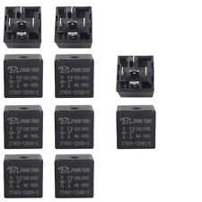 10 X Car Truck Motor Automotive DC 12V 40A 40 AMP SPDT Relay Relays 5 Pin 5P