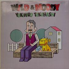 """WILD & MOODY - YUKIHIRO TAKAHASHI 12"""" LP (W 690)"""