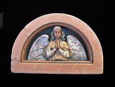 ANGEL  CHURCH  ARTS & CRAFTS GOTHIC ELLISON TILE