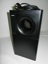 BOSE®  2.1 POWERED ACOUSTIMASS 20 ACTIVE SUBWOOFER