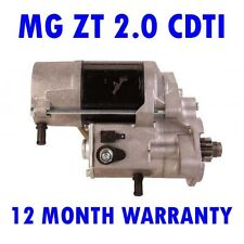 MG ZT 2.0 CDTI SALOON ESTATE 2002 2003 2004 2005 REMANUFACTURED STARTER MOTOR