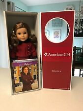 American Girl Rebecca Doll W/Book just removed from box-first edition