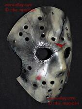 1:1 Halloween Costume Cosplay Movie Prop Steampunk Jason Voorhees Hockey Mask #2