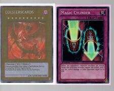 Yugioh Cards - Super Rare Holo - Magic Cylinder YS13-ENV15 1st Edition