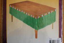 TABLE FRINGE, LUAU PARTY, NAUTICAL,TIKI BAR,POOL,TROPICAL,LOUNGE, HAWAII