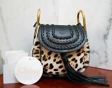 Chloé - Hudson Shoulder Bag Leopard NWT ORIGINALLY $2,425