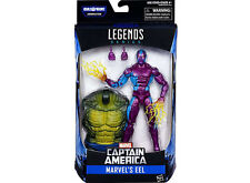 Captain America: Civil War Marvel Legends Wave 3 - Marvel's Eel