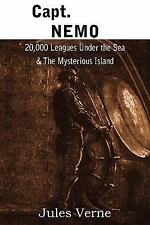 Capt. Nemo - 20,000 Leagues under the Sea and the Mysterious Island by Jules...
