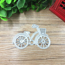 bicycle Metal Cutting Dies Stencil For DIY Scrapbooking Embossing Decor Craft