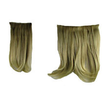 Hair Extensions Clip In 2 Piece Ken Paves Hairdo Sandy Blonde Fashion 16""