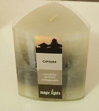 Duftkerze / Kerze Tricolor / in Verpackung / Opium