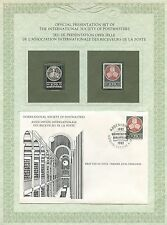 FIRST DAY OF ISSUE / 1° JOUR / STAMP / TIMBRE ARGENT / UNIVERSITE DU DANEMARK