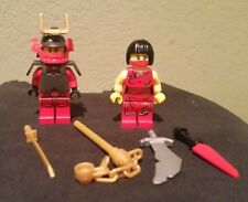 Lego Lot NINJAGO NYA SAMURAI X MINIFIGURES Girl Female Ninja #2172 9566