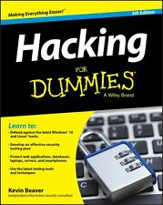 Hacking For Dummies by Kevin Beaver 9781119154686 (Paperback, 2016)