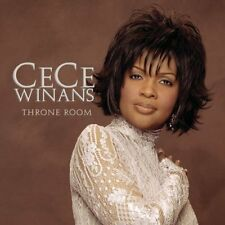 CeCe Winans - Throne Room - New Factory Sealed CD