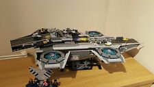 LEGO Marvel Super Heroes The Shield Helicarrier 76042