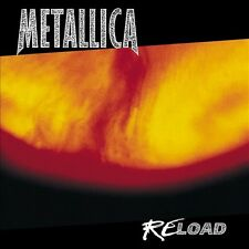 Reload by Metallica (CD, Sep-2013, Blackened) NEW Sealed